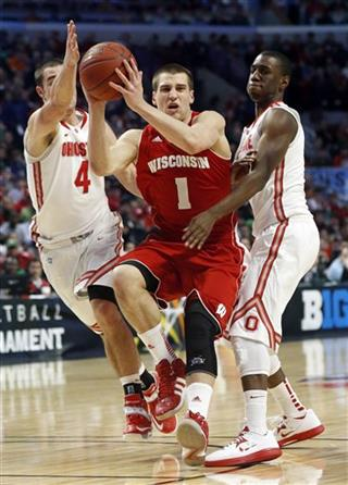 Ben Brust, Aaron Craft, Shannon Scott