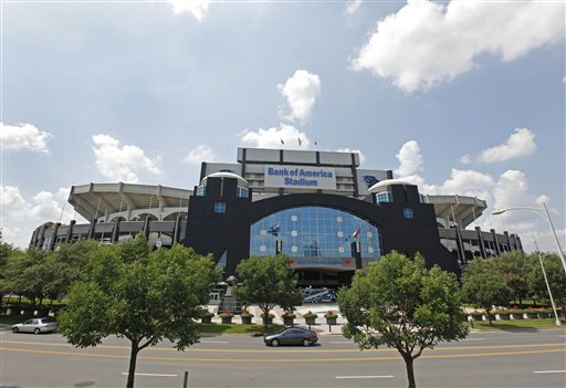 Panthers Stadium Plan Football