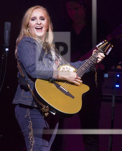 Melissa Etheridge In Concert - Lancaster, Pa