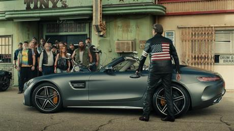 Super Bowl Ads-Mercedes-Benz