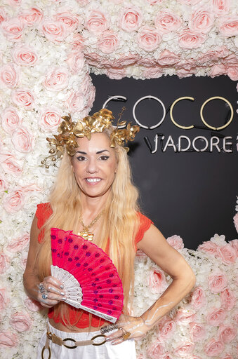 NY: Rose' Birthday Tea Party for Stacey Linde Disney at Coco J'Adore