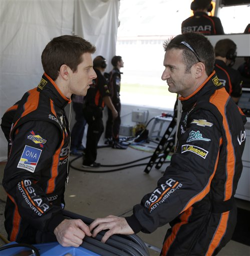 Anthony Davidson, Nicolas Minassian