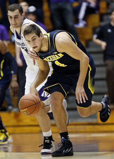 Mitch McGary, Alex Olah