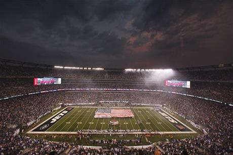 New York Giants/Jets--MetLife Stadium