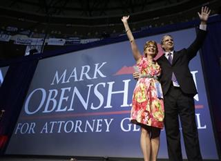 Masrk Obenshain, Suzanne Obenshain