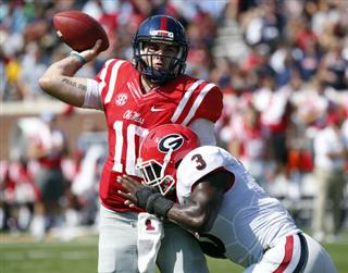 Chad Kelly, Roquan Smith