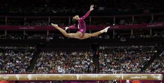 Gabrielle Douglas, Gabby