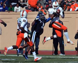 Miami Duke Football