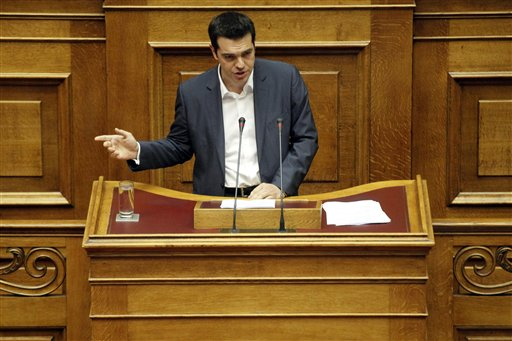 Greece New Government