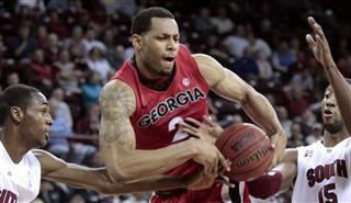 Georgia South Carolina Basketball