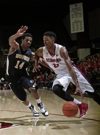 Wofford Stanford Basketball