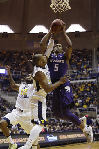 Barry Brown, Jevon Carter