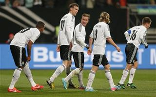 Germany Kazakhstan WCup Soccer