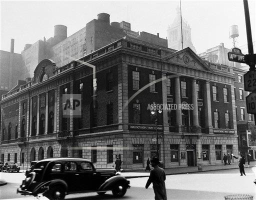 Watchf AP A  NY USA APHSL43097 New York Tammany Hall