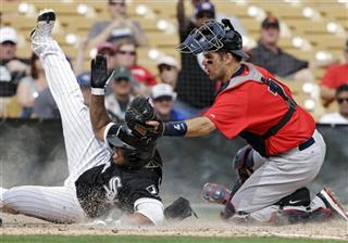 Joe Mauer, Dayan Viciedo