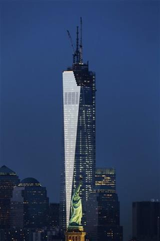 World Trade Center Spire