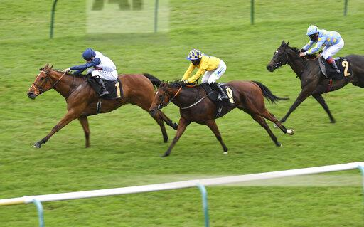 Newmarket Races - June 18