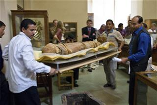 Egypt Mummies Heart Disease