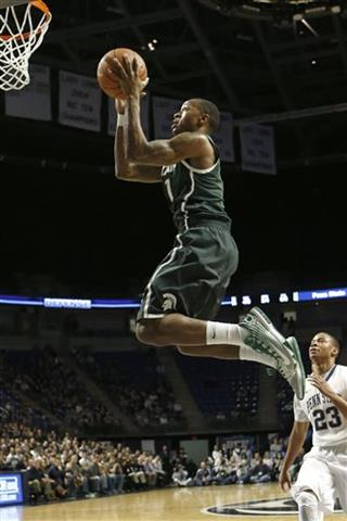 Keith Appling, Tim Frazier