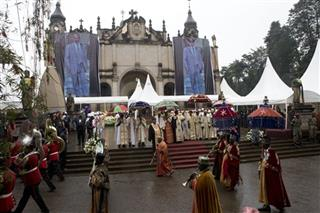 Ethiopia Meles Funeral