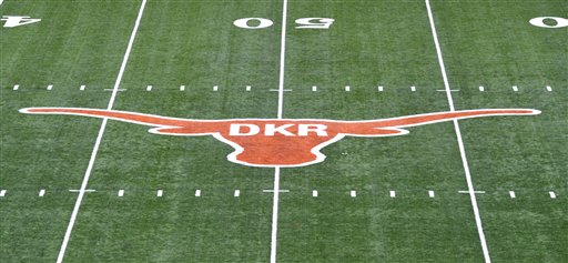 Texas Longhorn Logo DKR
