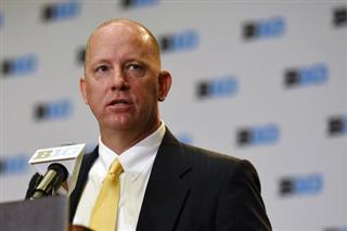 Purdue-Jeff Brohm Q A Football
