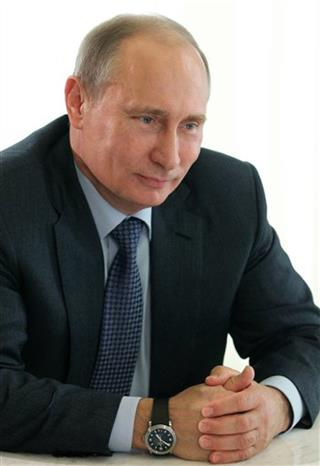 Vladimir Putin