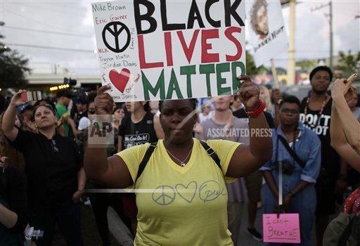 Nationwide Protests Ferguson
