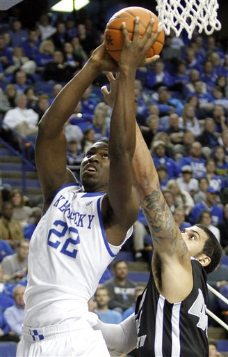 Alex Poythress, Julian Boyd
