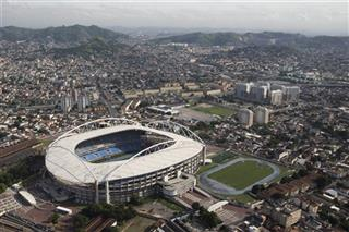 Brazil Rio 2016 Stadium Closed