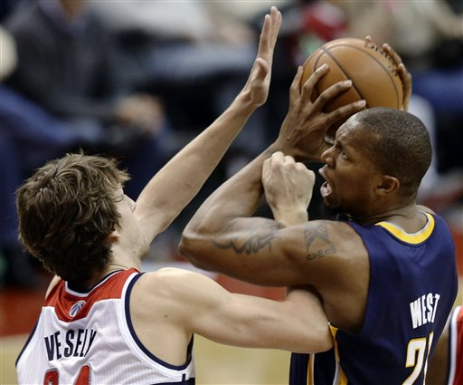 David West, Jan Vesely
