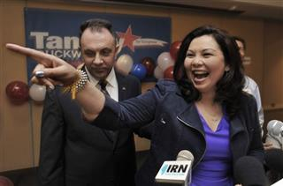Tammy Duckworth, Bryan Bowlsbey