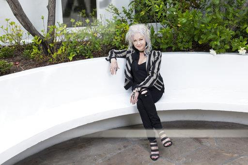 Cyndi Lauper Portrait Session