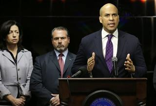 Carolyn A. Smith, Samuel DeMaio, Cory Booker