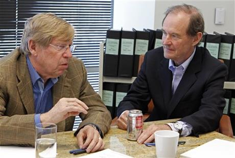 Ted Olson, David Boies