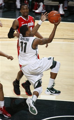 Keith Appling, William Buford