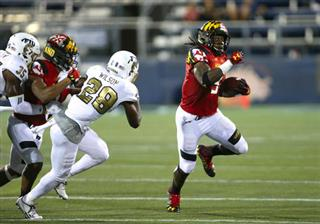 Maryland No Turnovers Football