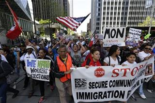 May Day Immigration Marches