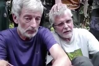Philippines Kidnapped Foreigners