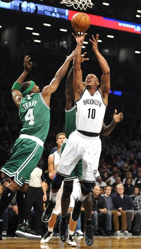 Keith Bogans, Jason Terry