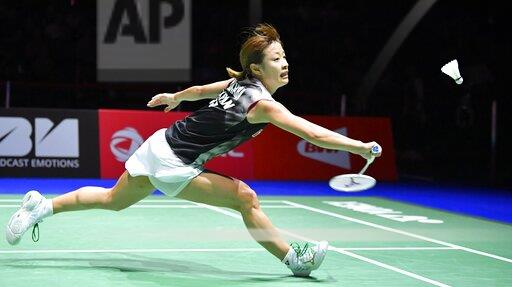 Badminton: World championships in Basel