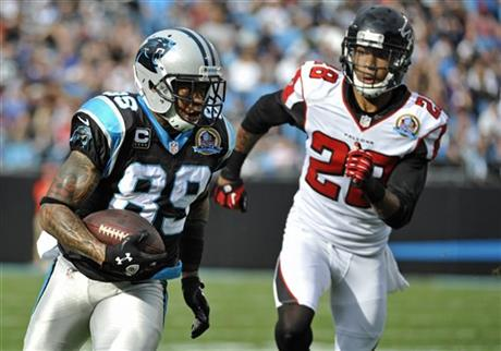 Steve Smith, Thomas DeCoud