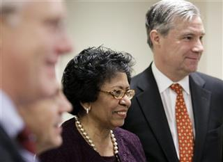 Ruth Simmons, Sheldon Whitehouse
