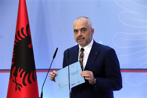 Albania Parliament to vote on judicial reform