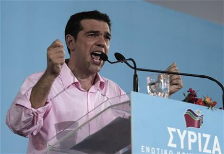 Alexis Tsipras