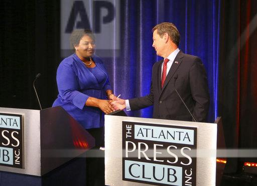 Election 2018 Georgia Governor First Debate