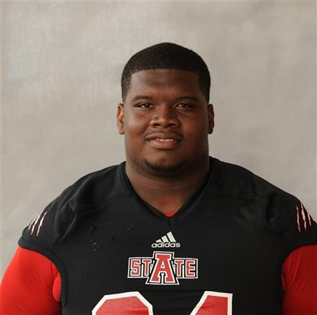 Arkansas St-Player Killed Football