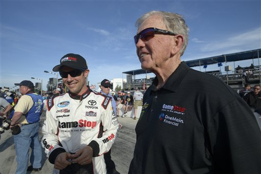 Matt Kenseth, Joe Gibbs