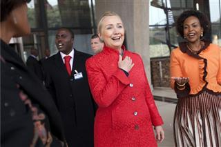 Hillary Rodham Clinton, Maite Nkoana-Mashabane