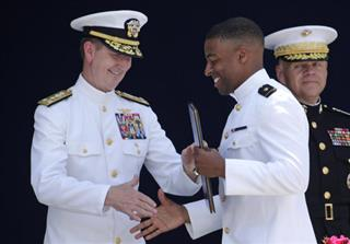 Keenan Reynolds, Ted Carter Jr